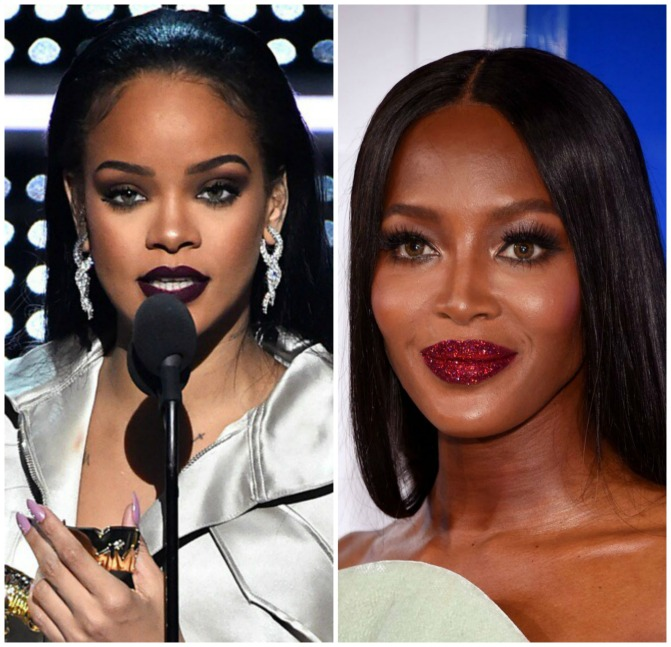 Rihanna x Naomi